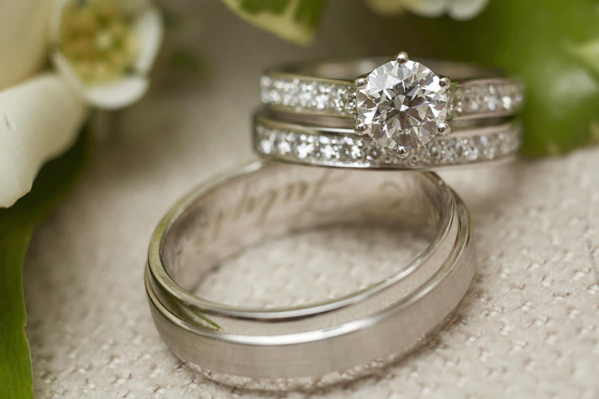 Montreal wedding photographers, wedding rings