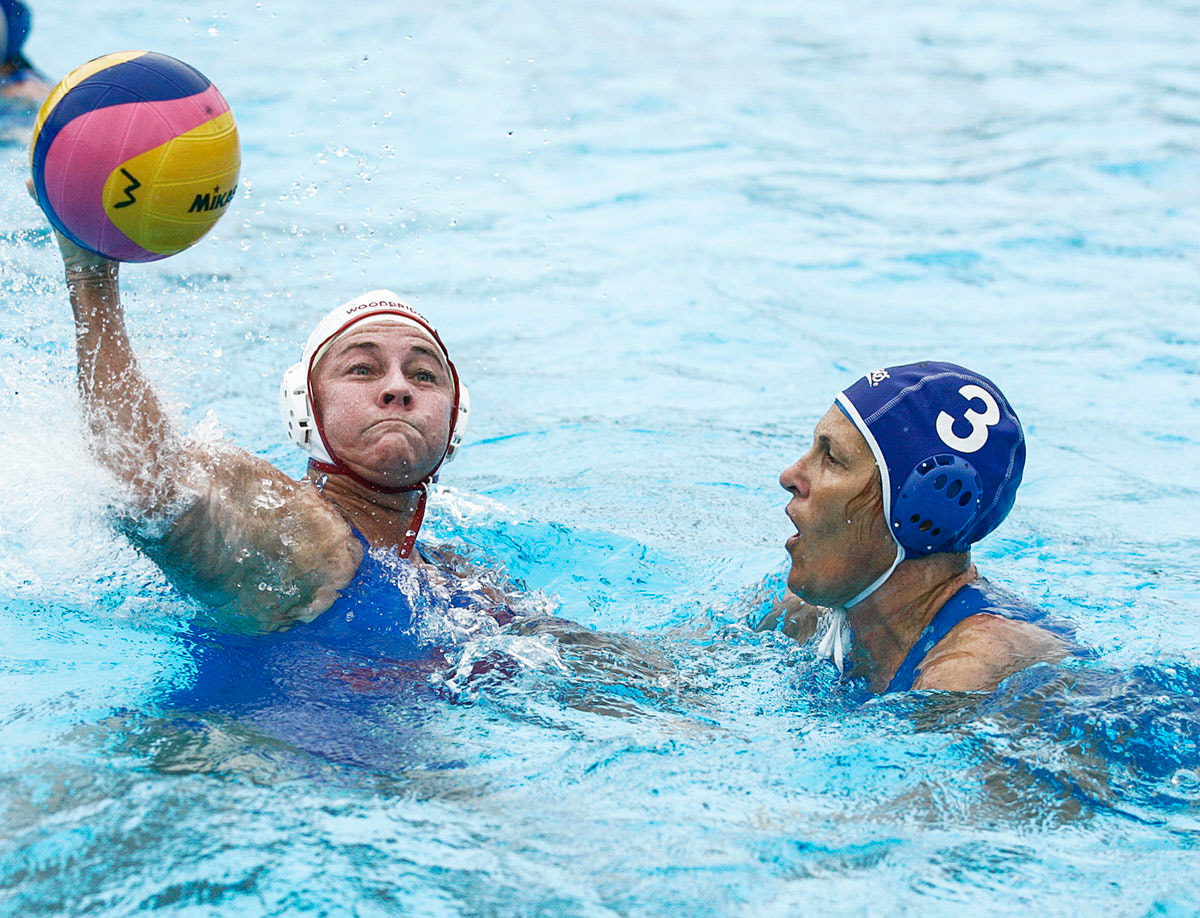 sports photography, water polo